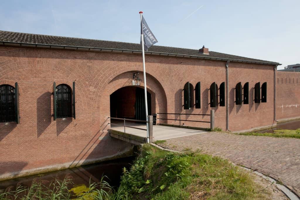 Geertruidenberg - Fort Lunet